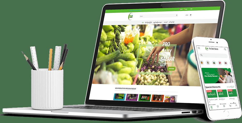 Myanmar eCommerce